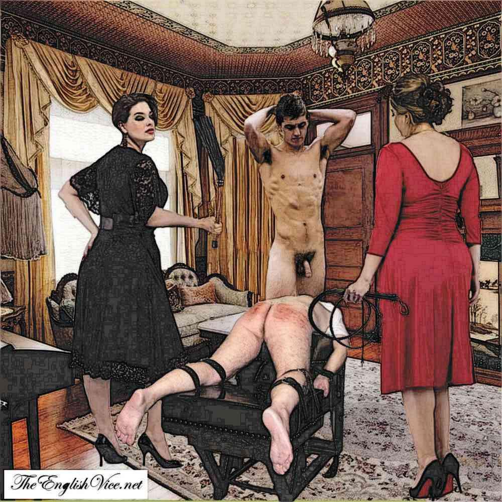 best of Husband slave Shaved spanked
