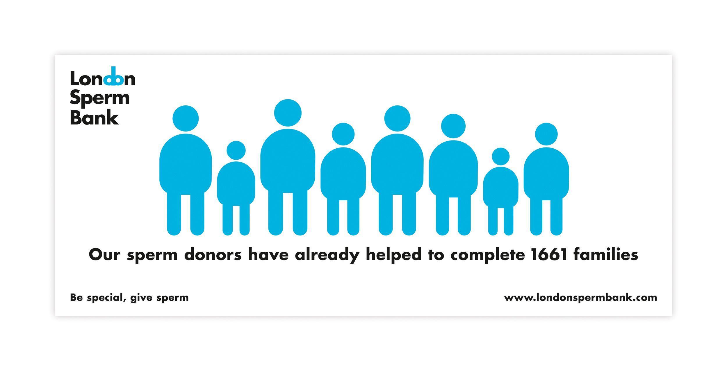 Sperm donation campaign