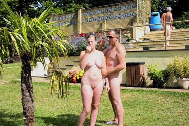 Camp movie nudist