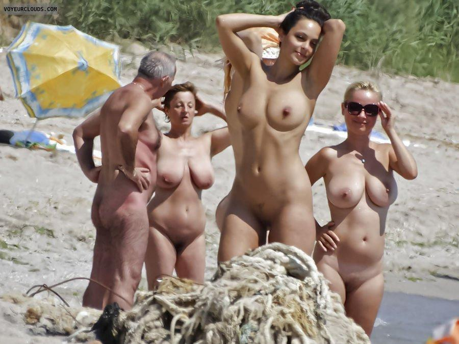 Similar. naked voyer beach nude
