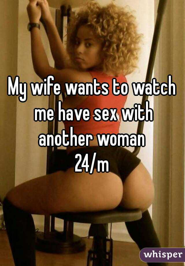 Wife try sex another woman