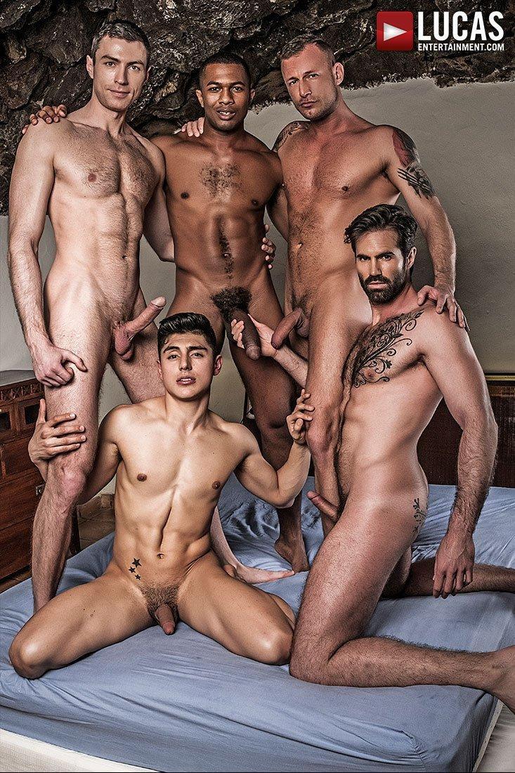 Well hung men full penetration