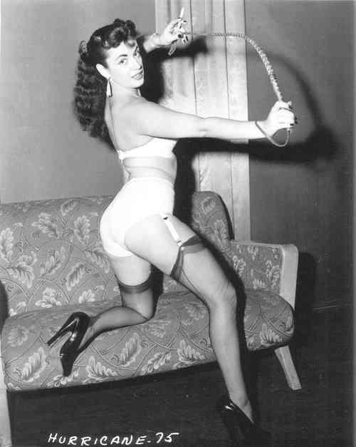 Why women spank